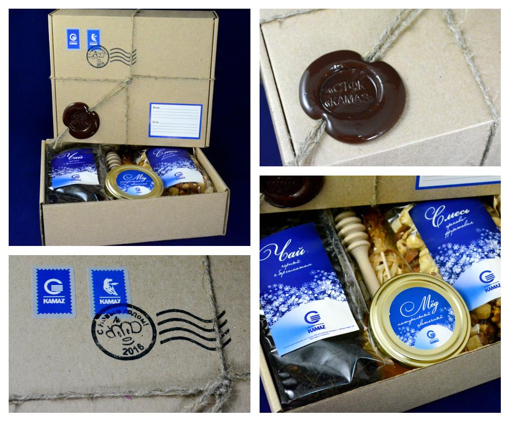 Подарки с логотипом компании 6