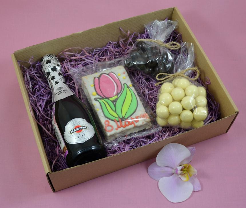 Набор подарков для девушек 676